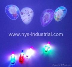 LED laser Projection finger lights