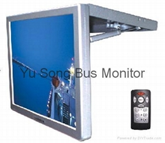 17inch bus lcd monitor