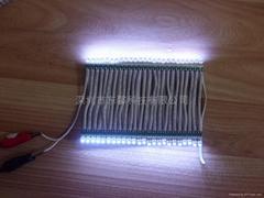 东馨达LED发光字外露发光字灯串