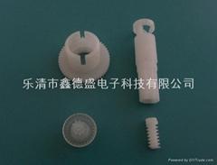塑料蝸杆,塑膠蝸杆,蝸杆