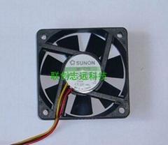 台湾建准散热风扇KDE1206PHV1