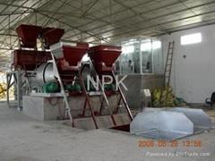 Compound Fertilizer Equipment.