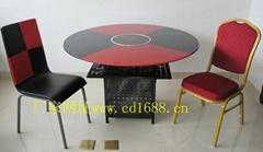 電池爐火鍋桌