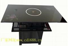 電磁火鍋桌