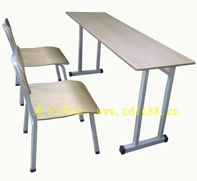雙人昇降課桌椅 2