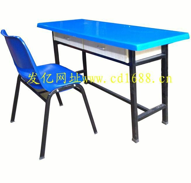 雙人昇降課桌椅 3