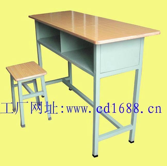 雙人課桌椅 2