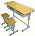 雙人課桌椅 3