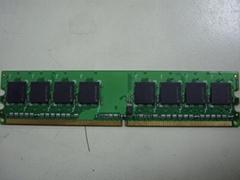Desk-top computer memory