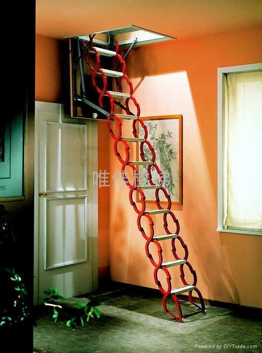 阁楼楼梯装修效果图 3