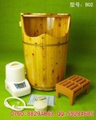 供應健蒸堂   香柏木桶,蒸足桶,燻蒸桶,蒸腳桶,蒸足桶