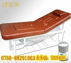 供應豪華型 燻蒸床,按摩床,理療床,美容床