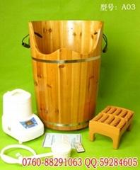 供應健蒸堂 香杉木桶,蒸足桶,燻蒸桶,蒸腳桶,藏蒸桶