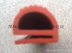 高温硅胶条