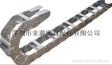 工程钢铝拖链 1