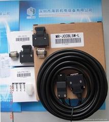 批發三菱伺服配件 編碼器電纜MR-JCCBL5M-L