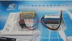 Mitsubishi plc and servo Lithium battery