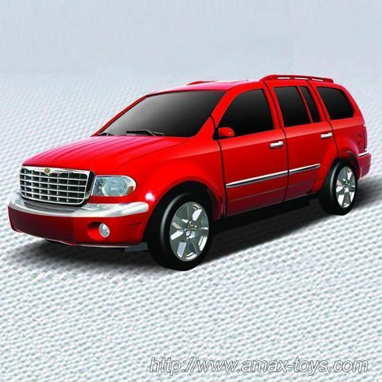 Lc-242001 1:74 R/C Car Chrysler Aspen (China)