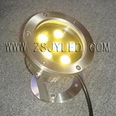 304材质铸钢水下灯