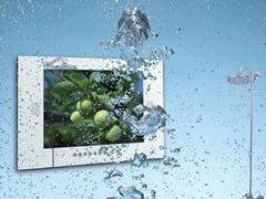 17inch waterproof mirror lcd tv