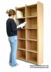 paper  bookcases