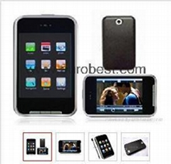 "2.8"" Touch Screen Radio Mp4 Player w/ Camera"