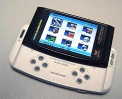 2.8 inch Slide Screen PMP GAME DV MP4 MP3 PLAYER+Camera