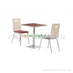 供應不鏽鋼餐桌 1