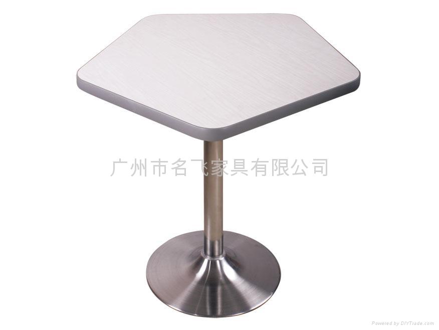 供應不鏽鋼餐桌 3
