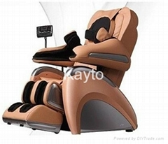 Luxury&Zero gravity Massage Chair with Roller massage foot
