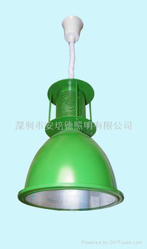 LED Ceiling mounted metal halide lamp 1