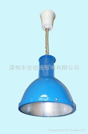 LED Ceiling mounted metal halide lamp 2