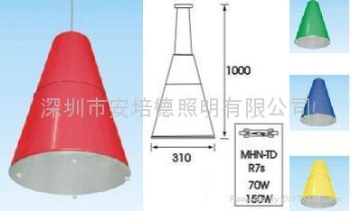 LED Ceiling mounted metal halide lamp 4