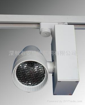 LED Track Spot Light For HID Lamp 5