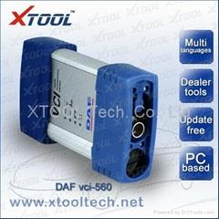 Original DAF truck Scanner  & DAF Truck tool
