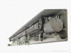 automatic airtight sliding door