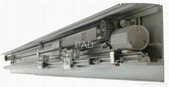 automatic sliding door (concealing)