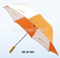 2 folds umbrella