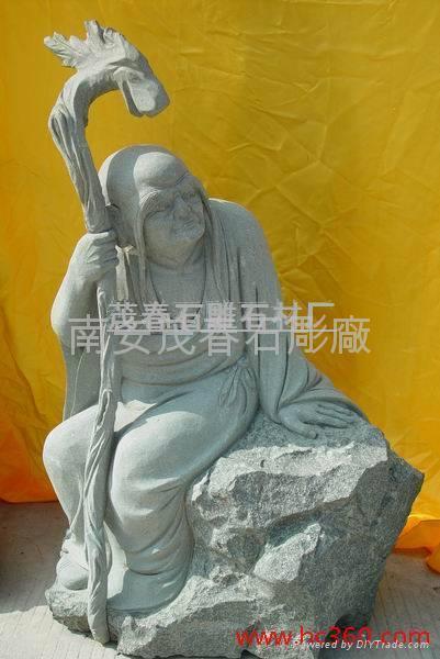 佛像-十八羅漢 1