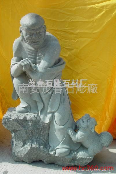 佛像-十八羅漢 2