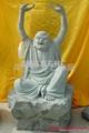 雕塑-十八羅漢 2