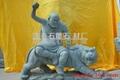 雕塑-十八羅漢 4