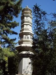 舍利塔石雕