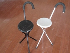Plastic Folding Stool (YOMO-008)