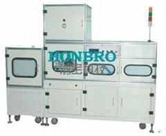 軟包裝鋰電池鋁塑膜自動沖坑機