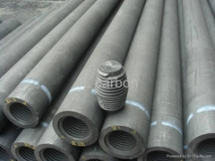 High Power graphite electrode (50-600mm)