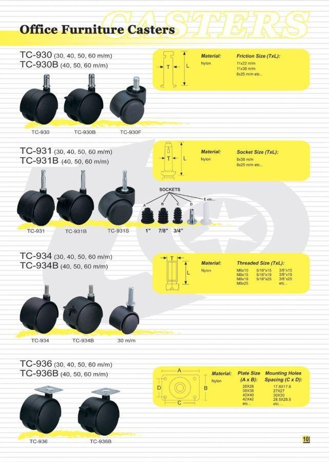 Office Furniture Casters 1