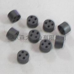 8*5.5四孔鎳鋅磁環
