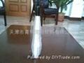 Continual quartz  glass  fiber