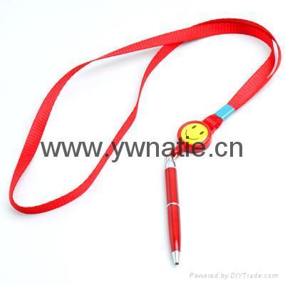 伸縮挂繩圓珠筆 1